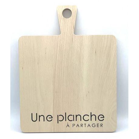 PLANCHE LONGUE  A MA TABLE